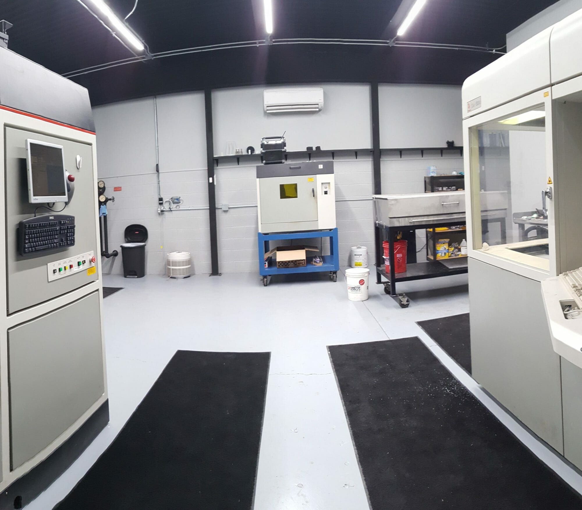 Forerunner 3D Printing Lab Picture, 3d-printed-parts-3d-printed-materials