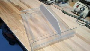 SLA 3D Printing, Somos WaterShed XC 11122