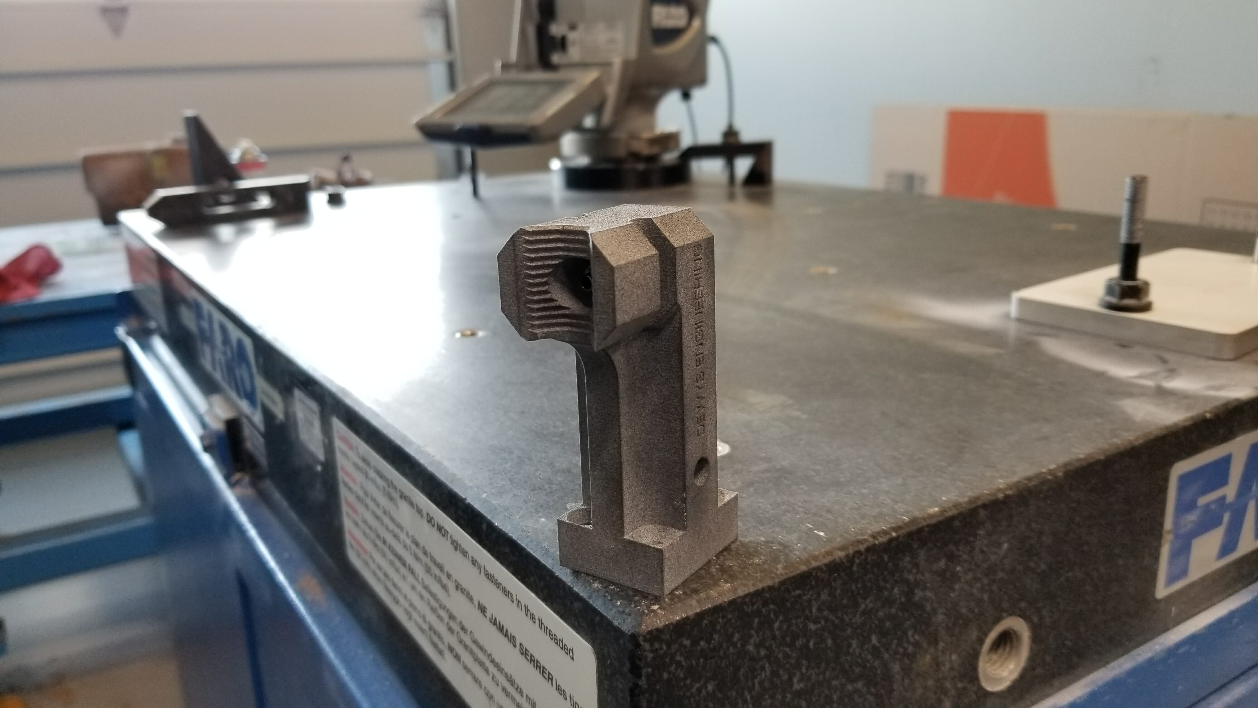 3D Printed part accuracy - Replacement Part for industrial equipment