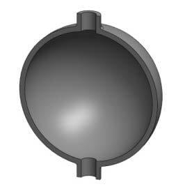 HP MJF 3D Printed Pressure Vessel