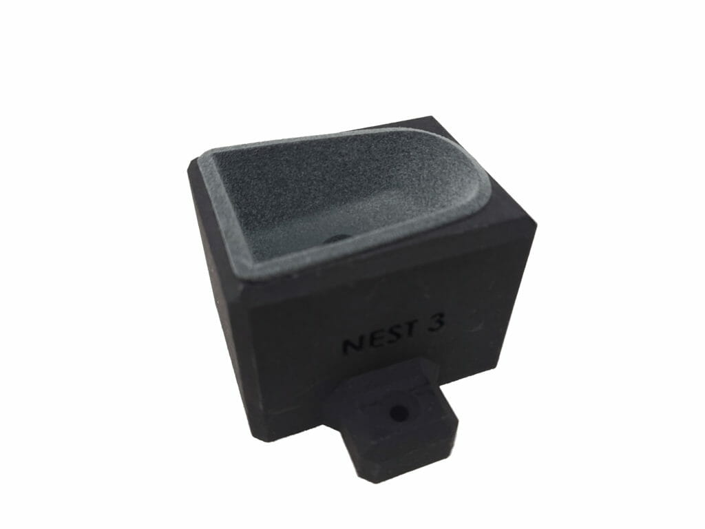 TPU Rubber 3d printed tpu Nest