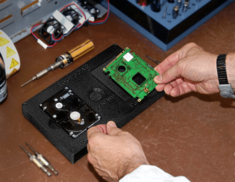 FDM 3D Printing - electrostatic discharge safe